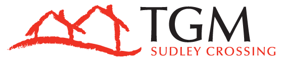 TGM Sudley Crossing Apartments Logo
