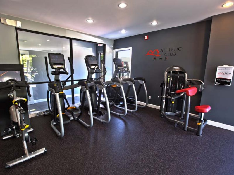 TGM Sudley Crossing Apartments Fitness Gym